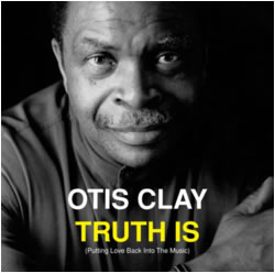 Otis Clay / R&B Soul Legend